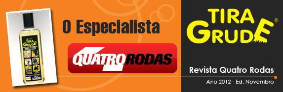 Tira Grude é testado por especialista da Revista Quatro Rodas