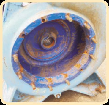 revestimento Plasteel bomba lavagem cana inox 2