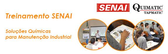 Treinamento no SENAI – Técnicas e Soluções para Manutenção