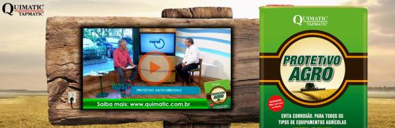 Protetivo Agro é destaque no programa Dia Dia Rural
