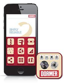 Aplicativo Dormer Toolbox
