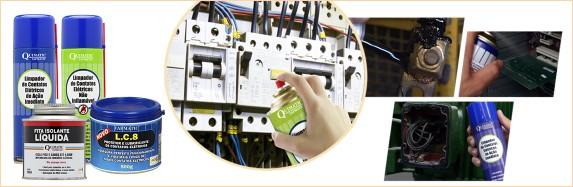 Produtos para manutenção elétrica combatem o desperdício de energia e aumentam a segurança.