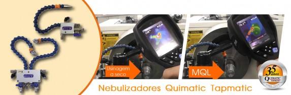 Técnica MQL reduz em até 50% temperatura nos processos de usinagem