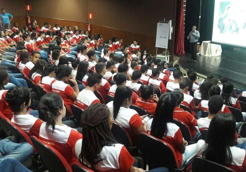 Escola Senai Araxá