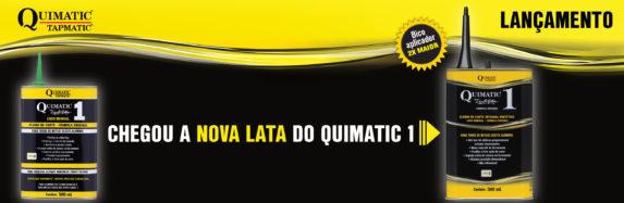 LANÇAMENTO NOVA LATA FLUIDO DE CORTE QUIMATIC 1