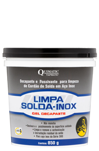 Limpa Solda-Inox up