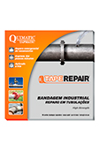 TAPEREPAIR® - BANDAGEM INDUSTRIAL